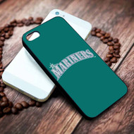 Seattle Mariners 4 on your case iphone 4 4s 5 5s 5c 6 6plus 7 case / cases