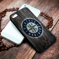 Seattle Mariners on your case iphone 4 4s 5 5s 5c 6 6plus 7 case / cases