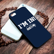 Seattle Seahawks on your case iphone 4 4s 5 5s 5c 6 6plus 7 case / cases
