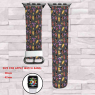 Five Nights at Freddy's Custom Apple Watch Band Leather Strap Wrist Band Replacement 38mm 42mm