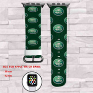 Land Rover Range Rover Custom Apple Watch Band Leather Strap Wrist Band Replacement 38mm 42mm