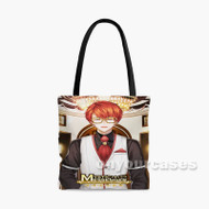 707 Mystic Messenger Custom Personalized Tote Bag Polyester with Small Medium Large Size