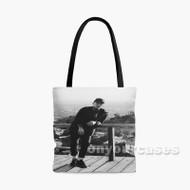 Arizona Zervas Custom Personalized Tote Bag Polyester with Small Medium Large Size