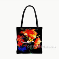 David Gilmour Custom Personalized Tote Bag Polyester with Small Medium Large Size