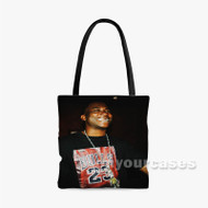 Gucci Mane 2 Custom Personalized Tote Bag Polyester with Small Medium Large Size