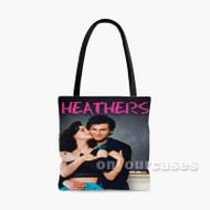 Heathers 1989 Custom Personalized Tote Bag Polyester with Small Medium Large Size