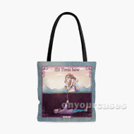 Jon Bellion All Time Low Custom Personalized Tote Bag Polyester with Small Medium Large Size