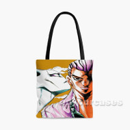 Killer Queen Jo Jo s Bizarre Adventure Custom Personalized Tote Bag Polyester with Small Medium Large Size