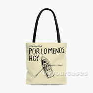 No Te Va Gustar Chau Custom Personalized Tote Bag Polyester with Small Medium Large Size