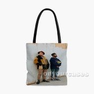Nx Worries Anderson Paak Custom Personalized Tote Bag Polyester with Small Medium Large Size