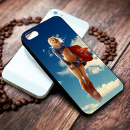 super girl dc comic on your case iphone 4 4s 5 5s 5c 6 6plus 7 case / cases