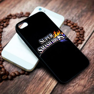 Super Smash Bros on your case iphone 4 4s 5 5s 5c 6 6plus 7 case / cases