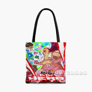 To Be Hero Custom Personalized Tote Bag Polyester with Small Medium Large Size
