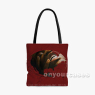 A AP Ferg East Coast ft Remy Ma Custom Personalized Tote Bag Polyester with Small Medium Large Size