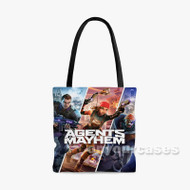 Agents of Mayhem Custom Personalized Tote Bag Polyester with Small Medium Large Size