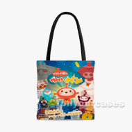 Akindo Sei Little Peso Custom Personalized Tote Bag Polyester with Small Medium Large Size