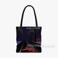 ALT J 3 WW Custom Personalized Tote Bag Polyester with Small Medium Large Size