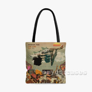 Come Down Anderson Paak Feat Sc Hoolboy Q Ty Dolla ign Custom Personalized Tote Bag Polyester with Small Medium Large Size