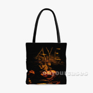 Fetty Wap Aye Custom Personalized Tote Bag Polyester with Small Medium Large Size