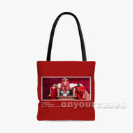 Honor DJ Cassidy Feat Grace Lil Yachty Custom Personalized Tote Bag Polyester with Small Medium Large Size