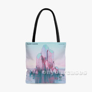 Imagine Dragons Thunder Custom Personalized Tote Bag Polyester with Small Medium Large Size