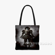IT 2017 Custom Personalized Tote Bag Polyester with Small Medium Large Size