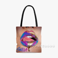 Jason Derulo feat Nicki Minaj Ty Dolla Sign Swalla Custom Personalized Tote Bag Polyester with Small Medium Large Size