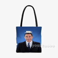 Jerry Seinfeld Custom Personalized Tote Bag Polyester with Small Medium Large Size