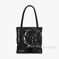 Joey Fatts Momma Serenade Custom Personalized Tote Bag Polyester with Small Medium Large Size