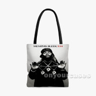 Memphis Bleek Feat Jay Z Dear Summer Custom Personalized Tote Bag Polyester with Small Medium Large Size