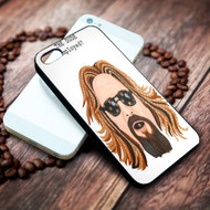 The Big Lebowski -The Dude on your case iphone 4 4s 5 5s 5c 6 6plus 7 case / cases