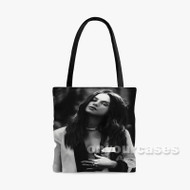 Selena Gomez Only You Custom Personalized Tote Bag Polyester with Small Medium Large Size