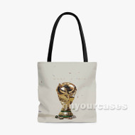 Shaq Is Dope I Want 2 Win Custom Personalized Tote Bag Polyester with Small Medium Large Size