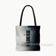 The Walking Dead Custom Personalized Tote Bag Polyester with Small Medium Large Size