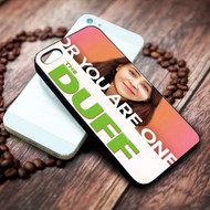The DUFF 1 on your case iphone 4 4s 5 5s 5c 6 6plus 7 case / cases