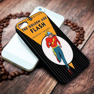 The Flash DC Comics  on your case iphone 4 4s 5 5s 5c 6 6plus 7 case / cases