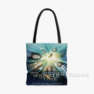 A Wrinkle in Time Custom Personalized Tote Bag Polyester with Small Medium Large Size