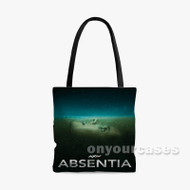 Absentia 2 Custom Personalized Tote Bag Polyester with Small Medium Large Size