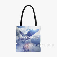 Ace Combat 7 Skies Unknown Custom Personalized Tote Bag Polyester with Small Medium Large Size