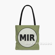 Android 18 Dragon Ball Super Custom Personalized Tote Bag Polyester with Small Medium Large Size