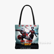 Ant Man and The Wasp Custom Personalized Tote Bag Polyester with Small Medium Large Size
