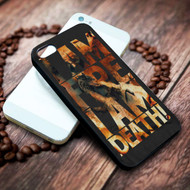 The Hobbit  The Battle of the Five Armies I Am Fire on your case iphone 4 4s 5 5s 5c 6 6plus 7 case / cases