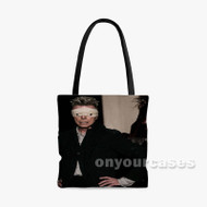 David Bowie The Last Five Years Custom Personalized Tote Bag Polyester with Small Medium Large Size