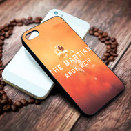 The Martian book cover on your case iphone 4 4s 5 5s 5c 6 6plus 7 case / cases