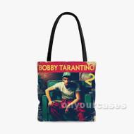 logic bobby tarantino 2 2018 tour Custom Personalized Tote Bag Polyester with Small Medium Large Size