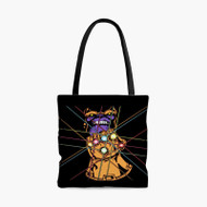 Thanos The Avengers Infinity War Custom Personalized Tote Bag Polyester with Small Medium Large Size