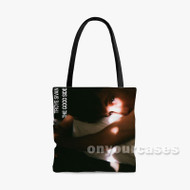 The Good Side Troye Sivan Custom Personalized Tote Bag Polyester with Small Medium Large Size