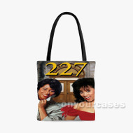 227 TV Show Custom Personalized Tote Bag Polyester with Small Medium Large Size