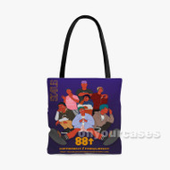 88rising Custom Personalized Tote Bag Polyester with Small Medium Large Size