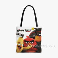 Angry Birds Custom Personalized Tote Bag Polyester with Small Medium Large Size
